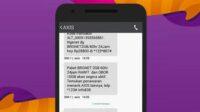 Cara Cek Kuota Axis Lewat SMS