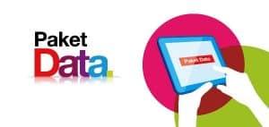 Cara Daftar Paket Internet 3