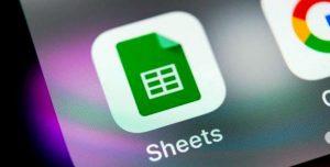 Cara Edit Google Sheet