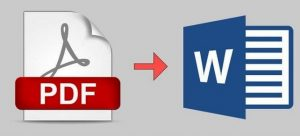 Cara Ekspor PDF ke Word