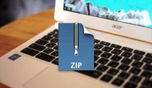 Cara Extract File ZIP