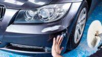 Cara Hilangkan Baret Mobil