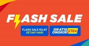 Cara Flash Sale Toko di Shopee