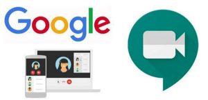 Cara Google Meet di Laptop