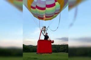 Cara Kerja Balon Udara