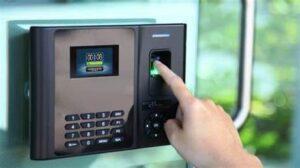 Cara Kerja Fingerprint