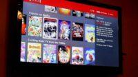 Cara Log Out Netflix di TV