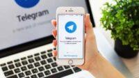 Cara Log Out Telegram Web