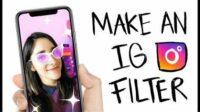 Cara Memunculkan Filter di Instagram