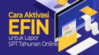 Cara Mendapatkan EFIN Secara Online